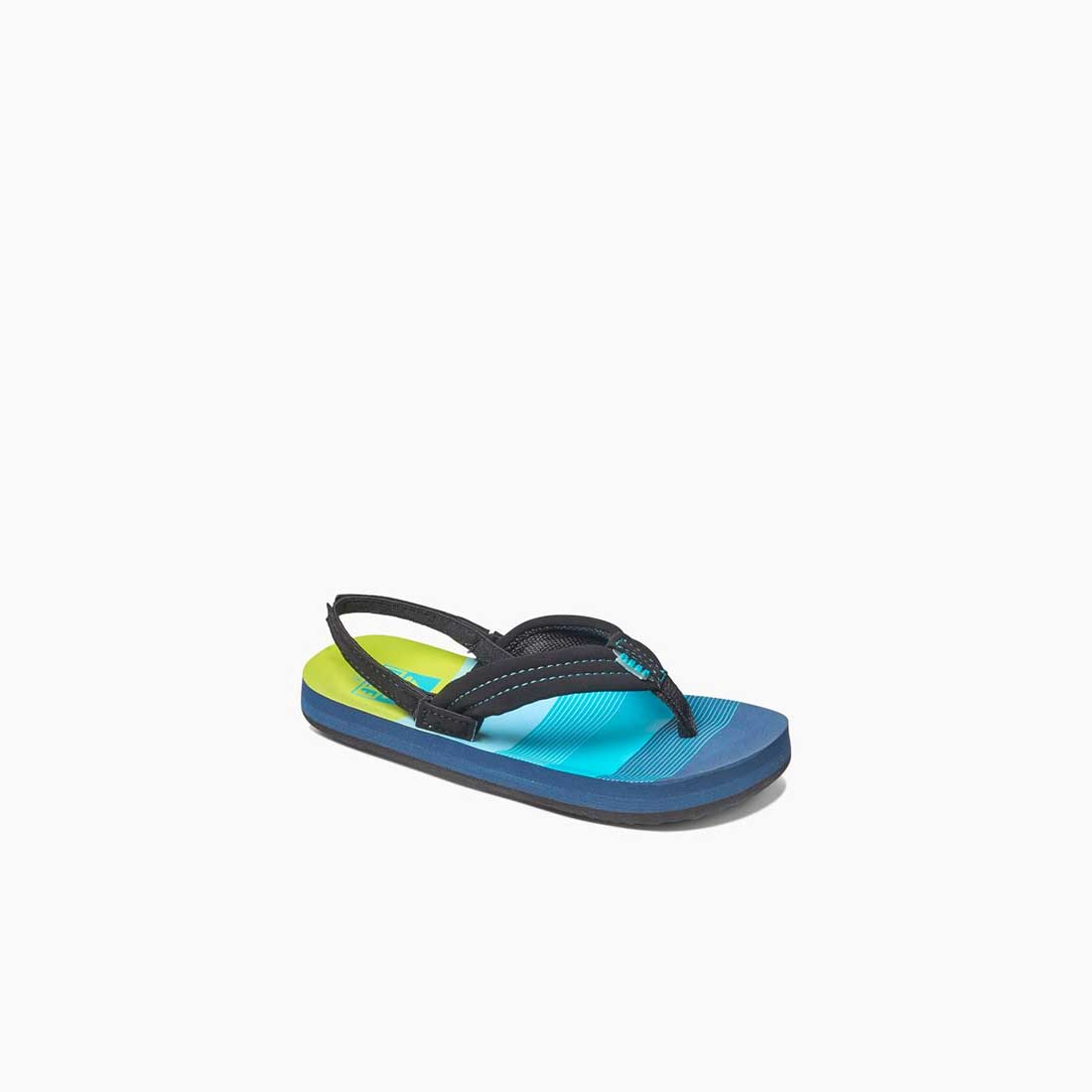 Boys' Aqua/Green Ahi Sandals