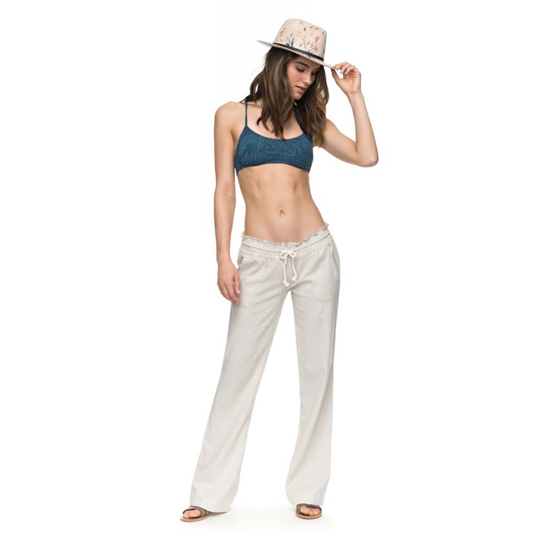 Women's Stone Oceanside Beach Pants