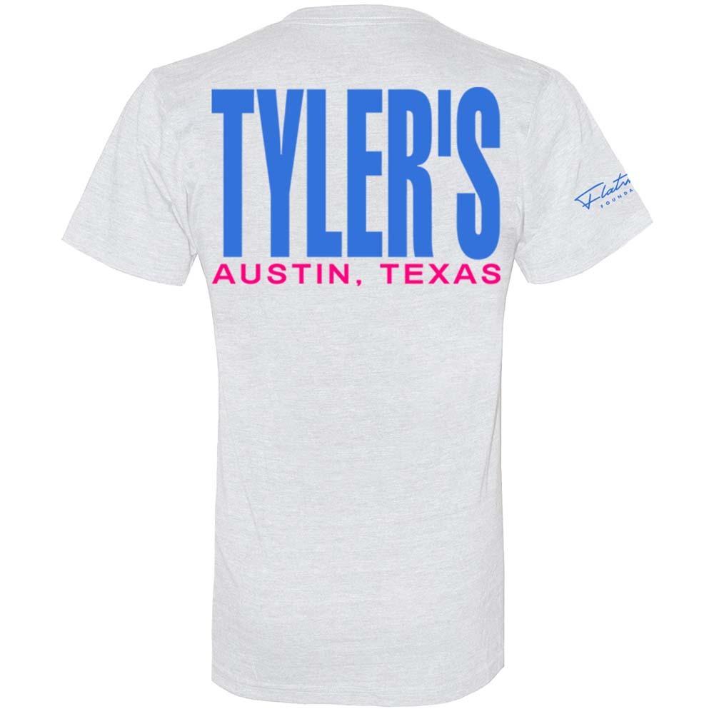 Tyler's 2017 Glow Paddle Tee