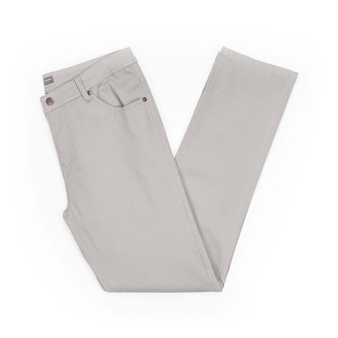 Men's Brazos Stretch Twill Pant- Washed Grey