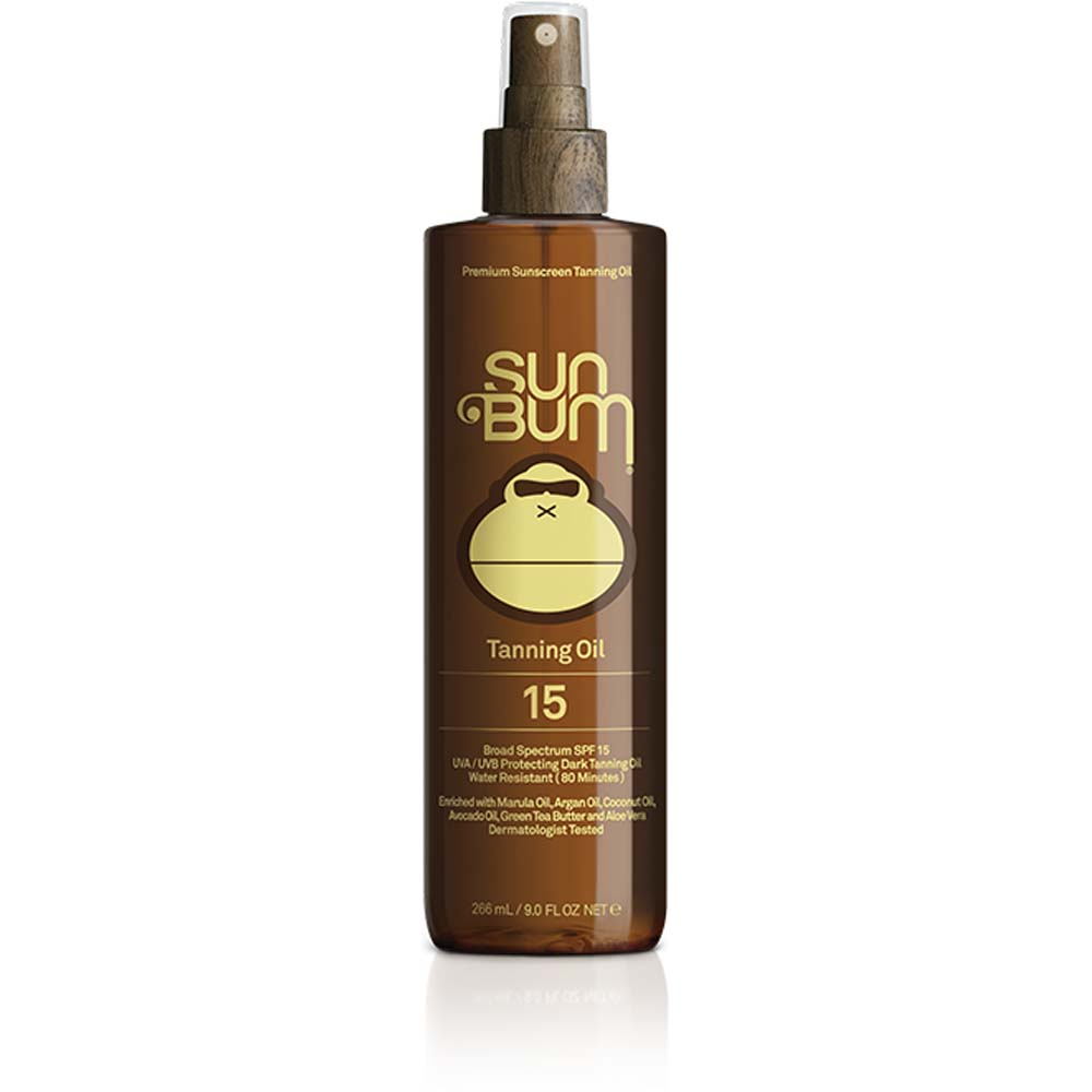SPF 15 Tanning Oil- 8.5 Fl Oz