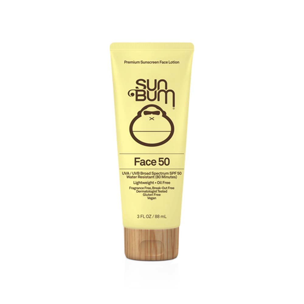 SPF 50 Original Face Lotion- 3oz