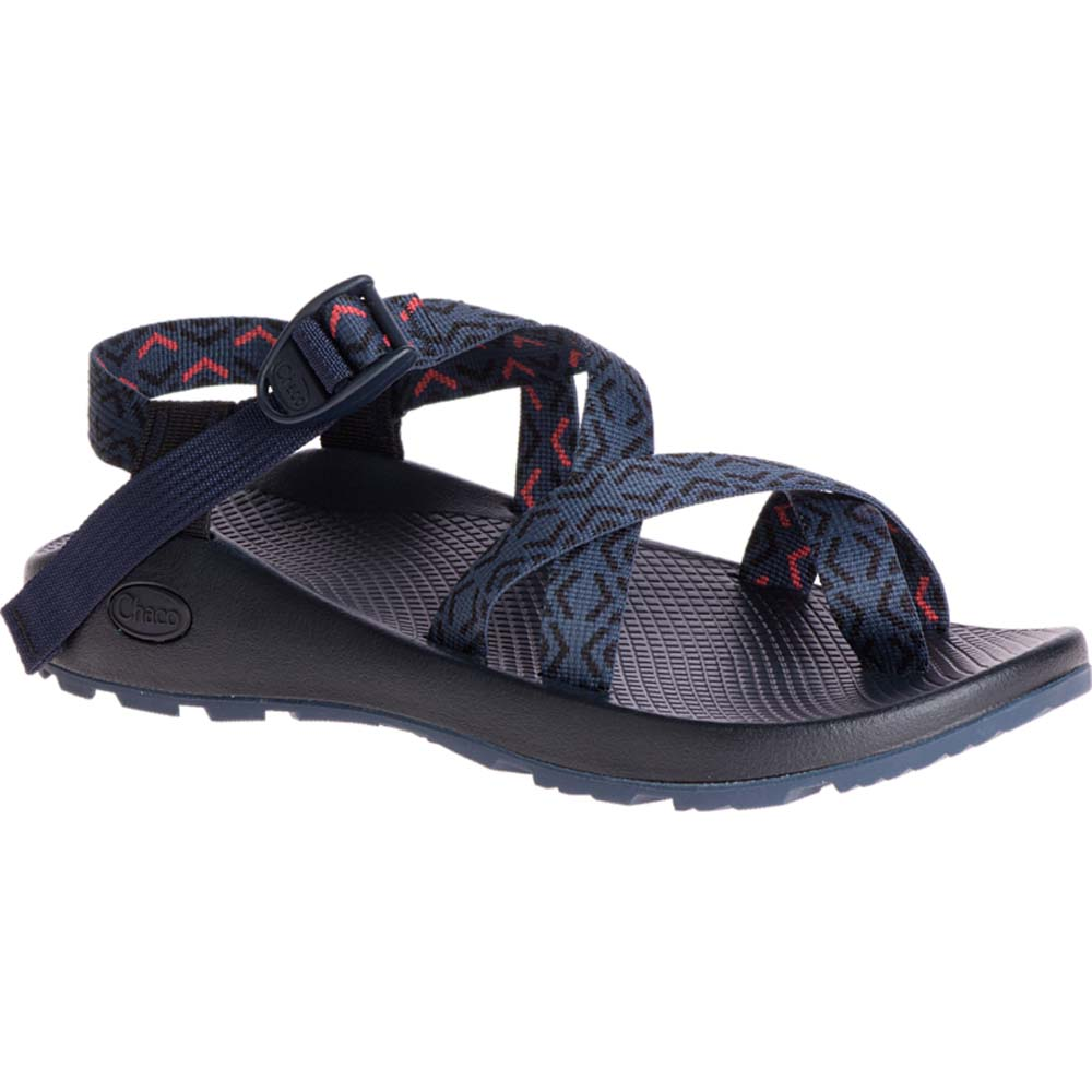 Men's Z/2 Classic Stepped Navy Sandals