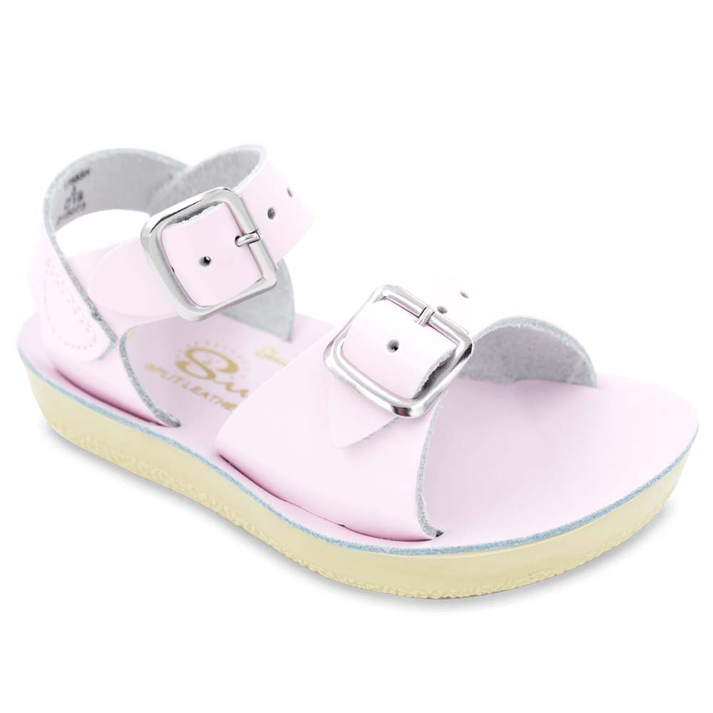 Toddlers' Shiny Pink Sun-San Surfer Shoes