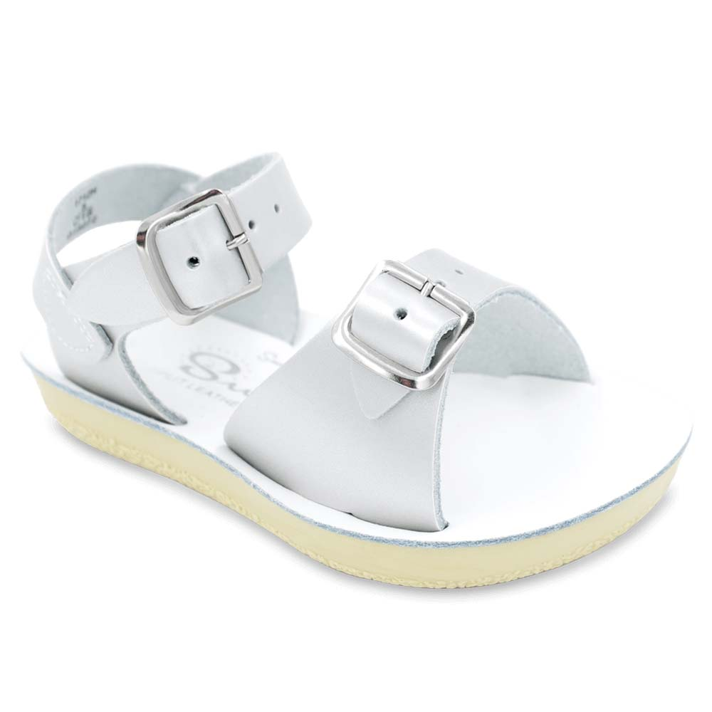 Toddlers' Silver Sun-San Surfer Shoes