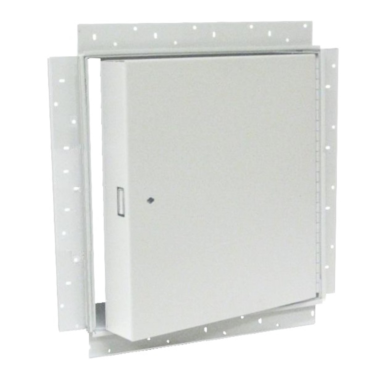 16in x 16in FDPW-Series Insulated Fire Rated Access Door for Walls and Ceilings w/Interior \u0026 White powder coat primer  sc 1 st  The Access Panel Store & 16in x 16in JL Industries FDPW-Series Access Panel