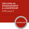 CMI Diploma in Managment and Leadership (Level 5) - Conducting a Marketing Plan Module - Premium/Workshops