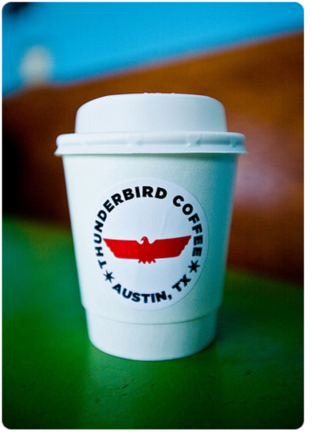 Oct 20th FREE POP UP! @Thunderbird Coffee