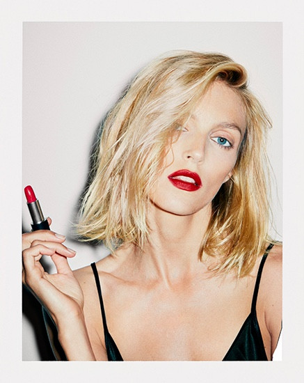 ANJA RUBIK, FASHION MODEL, ACTIVIST