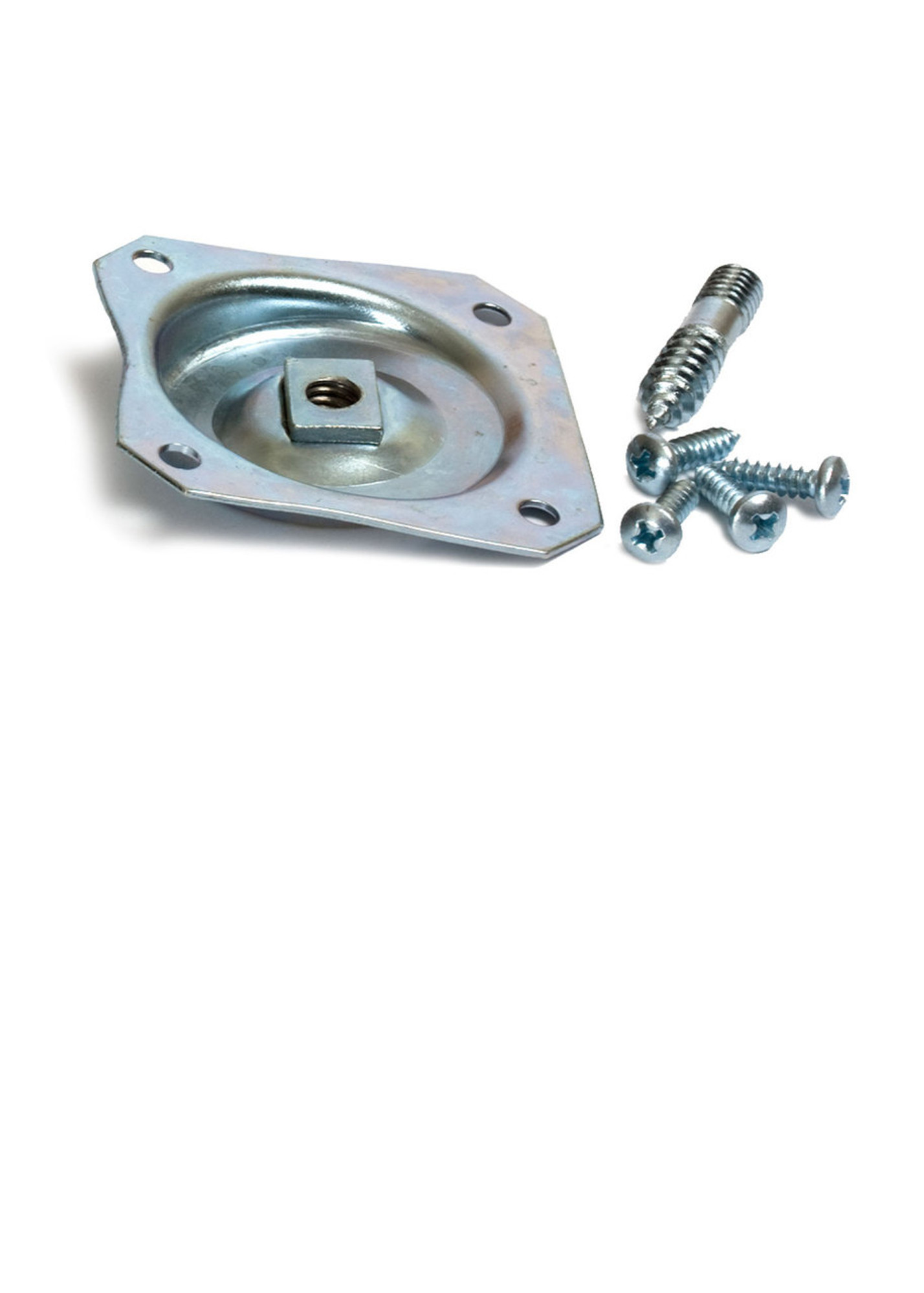 Angle Metal Attachment Plate For Furniture Feet Legs