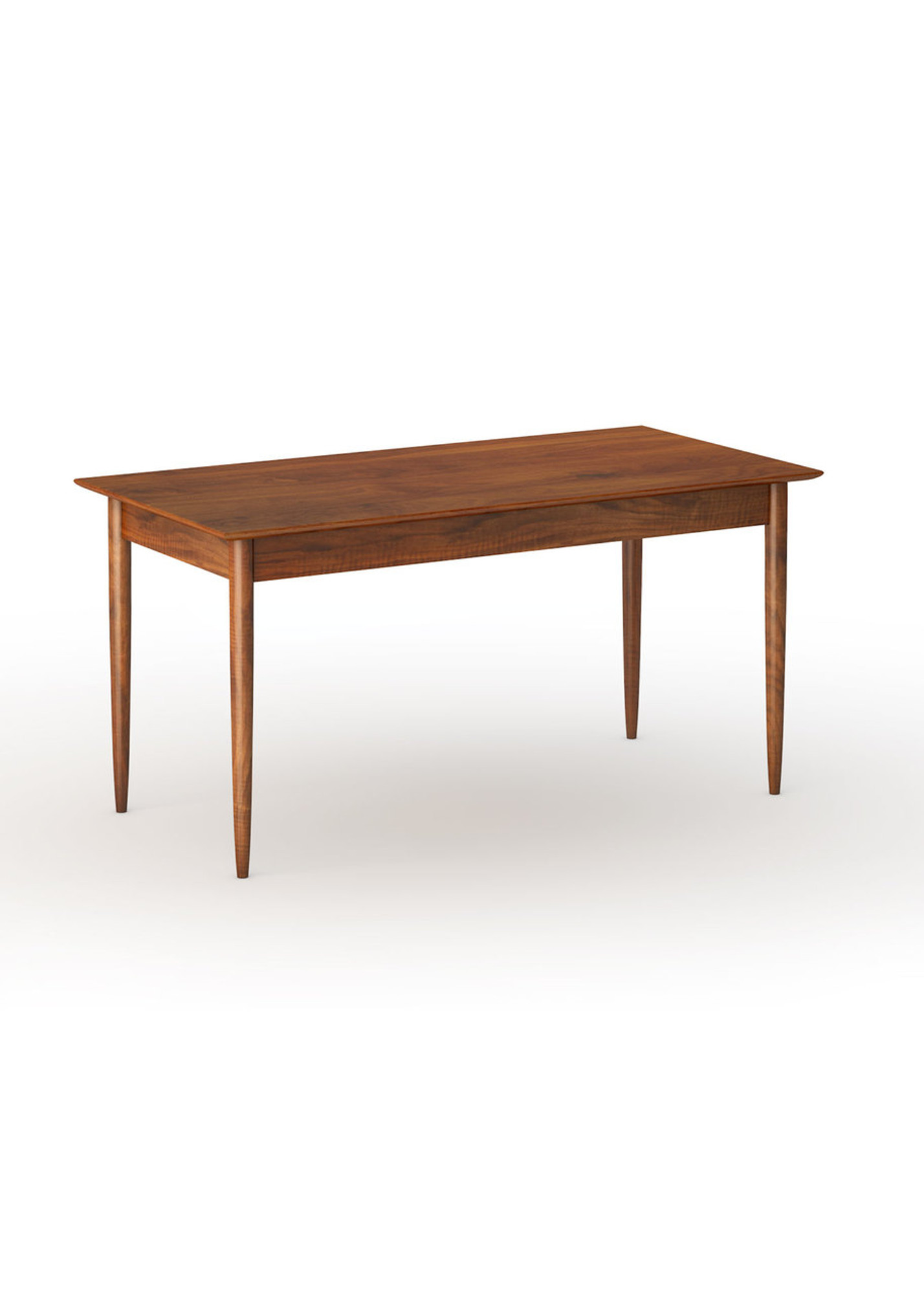 wegner danish modern dining table with aprons rh tablelegs com danish modern dining room set danish modern dining room table