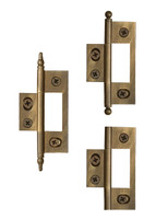 "Non-Mortised Cabinet Hinges  2 1/2"" (Sold As Pair)"
