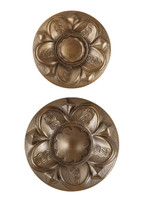 Sheraton Floral Cabinet Knobs