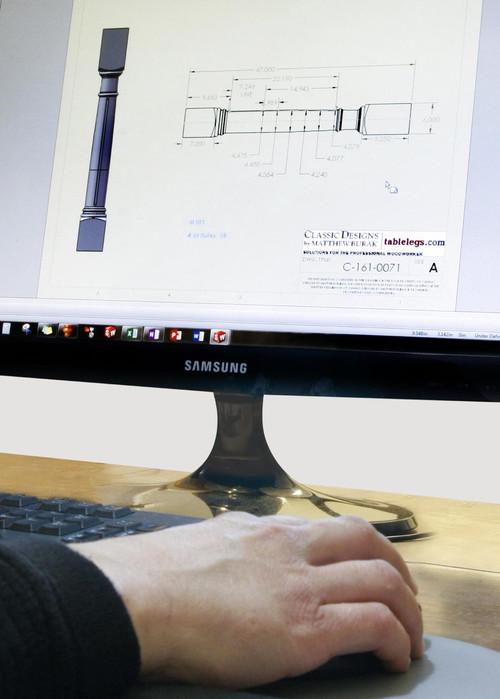 Custom Drawing - Resizing Our Product