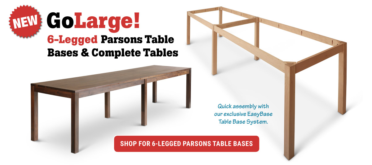 TableLegs Because Design Matters