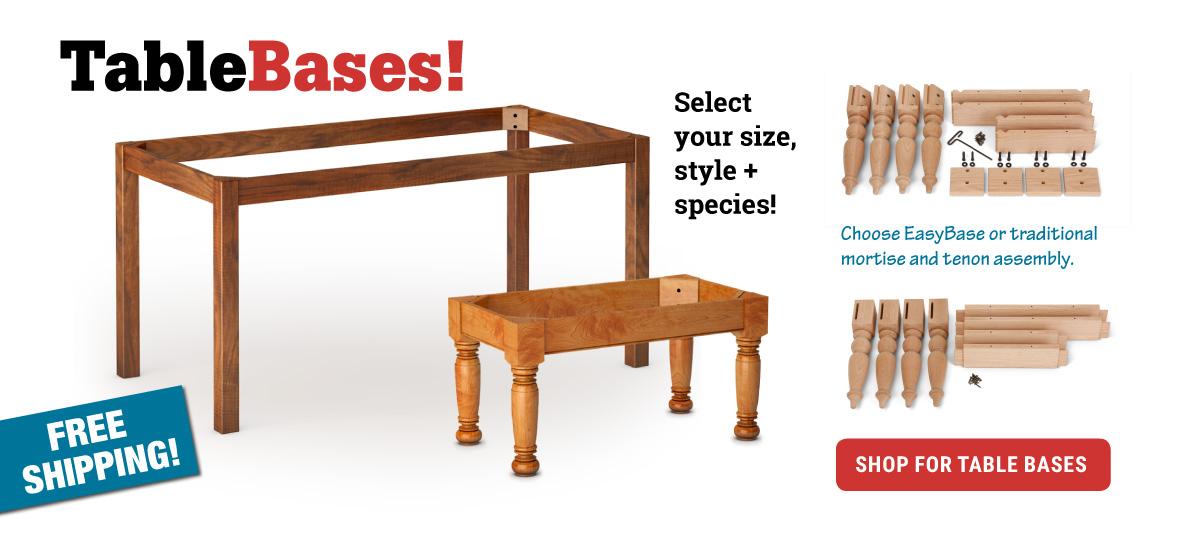 Table Base Kits