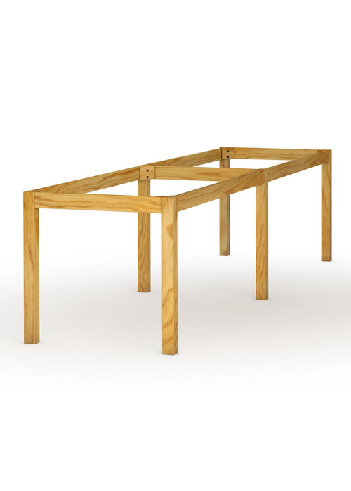 How To Attach 4 215 4 Legs To A Table Modern Coffee Tables