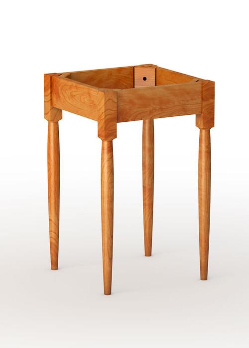 Shaker End Table Base 25 Quot Leg Tablelegs Com
