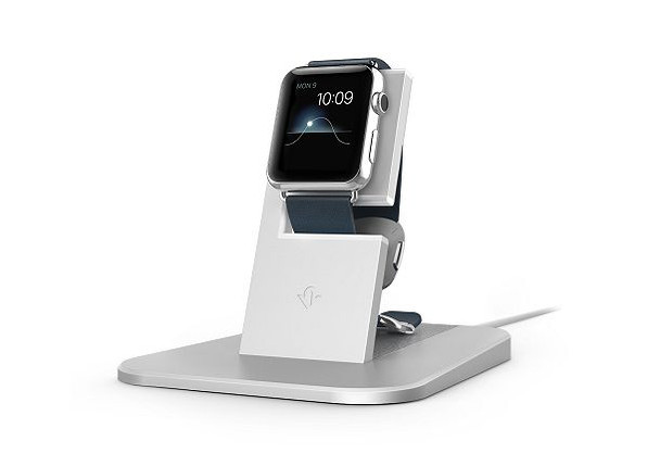 Twelve South Hirise for Apple Watch - Silver (12-1503)