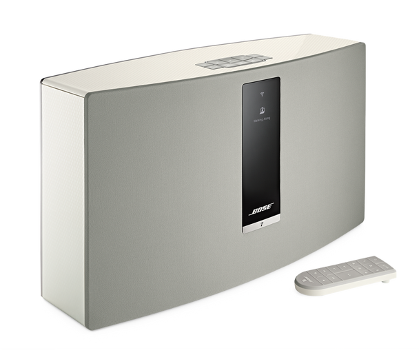 Bose SoundTouch 20 Series III wireless music system ‐ white (738063‐5200)