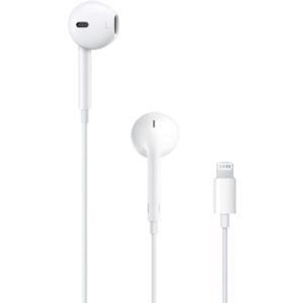 Apple EarPods with Lightning Connector (MMTN2FE/A)