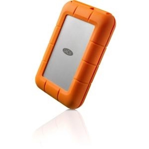 LACIE 4TB Rugged USB-C Portable Drive (STFR4000800)