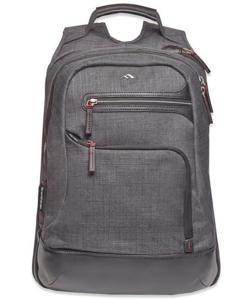 "Brenthaven Collins Backpack for up to 15"" Macbook Por - Graphite"