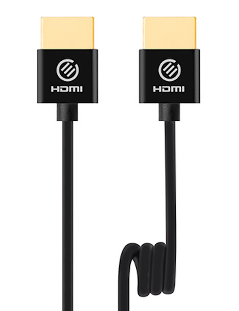 Alogic Super Slim & Flexible HDMI Cable with Ethernet Ver 2.0b - Air Series - 2m - Commercial (HDAS-V202CO)