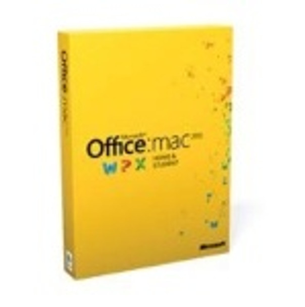 Office Mac Home Student 2016 Retail Box Mediates P2
