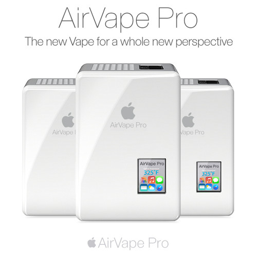 Are apple releasing a Vaporizer? Patent say yes!!!