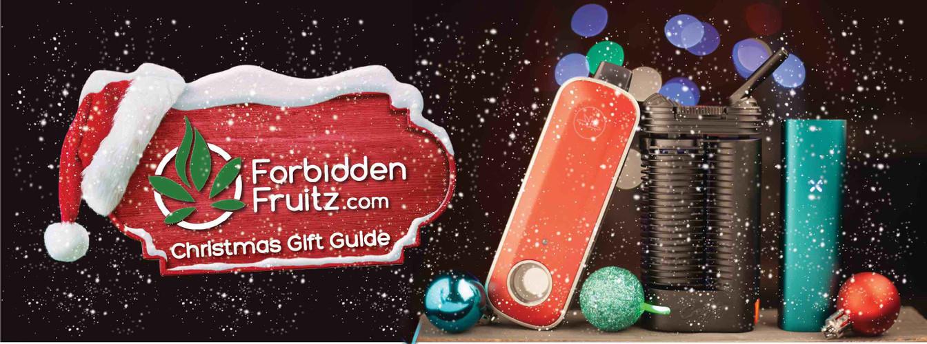 Forbidden Fruitz Christmas gift guide 2018.