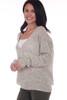 Gossamer L/S V-Neck Sweater