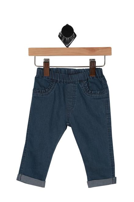 Jeggings w/ Ruffle Pockets (Infant)