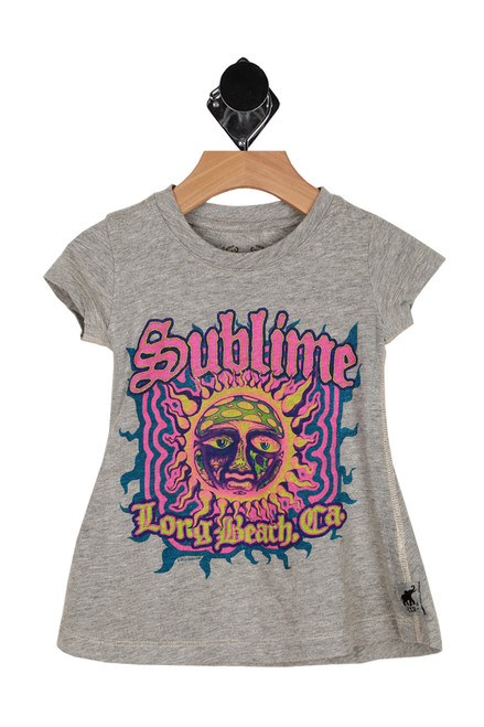 Sublime Tunic Tee (Toddler/Big Kid)