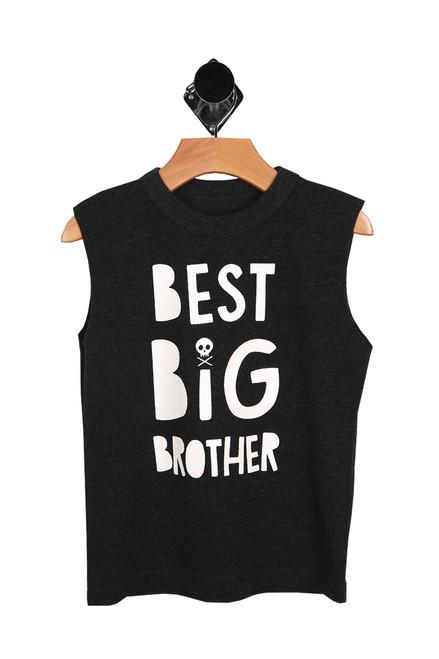 Big Brother Muscle Tee (Little/Big Kid)