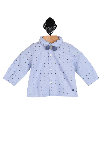 L/S Mayoral Button Up Shirt (Infant)