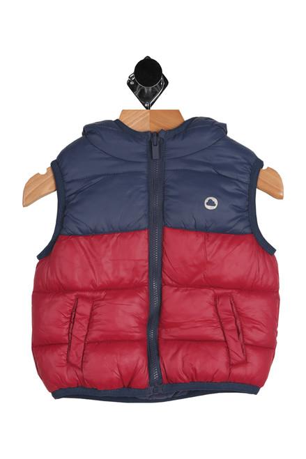 Reversible Puffer Vest (Infant)