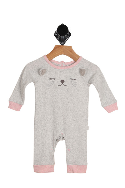 Cat Romper Onesie (infant)