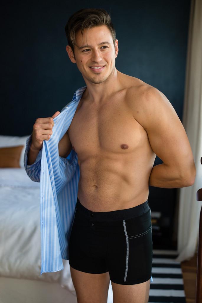 Men's Sexy Boxer Briefs