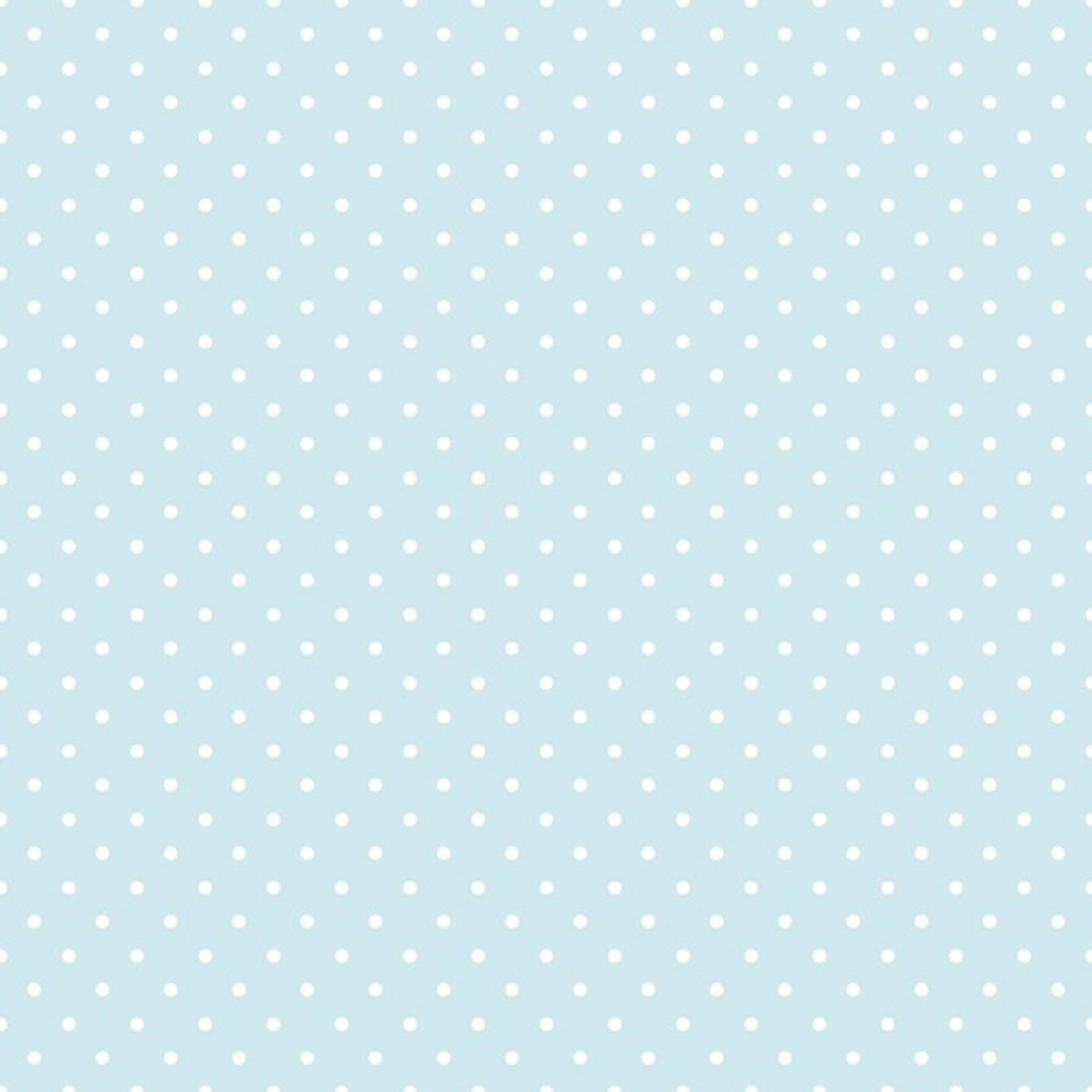 Aqua Dotted Waistband Swatch