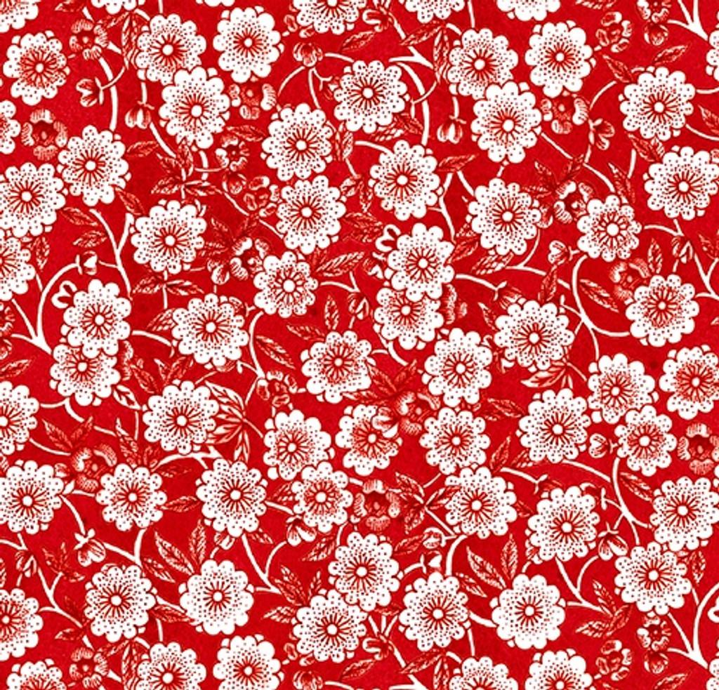 Flower Power Strap Fabric