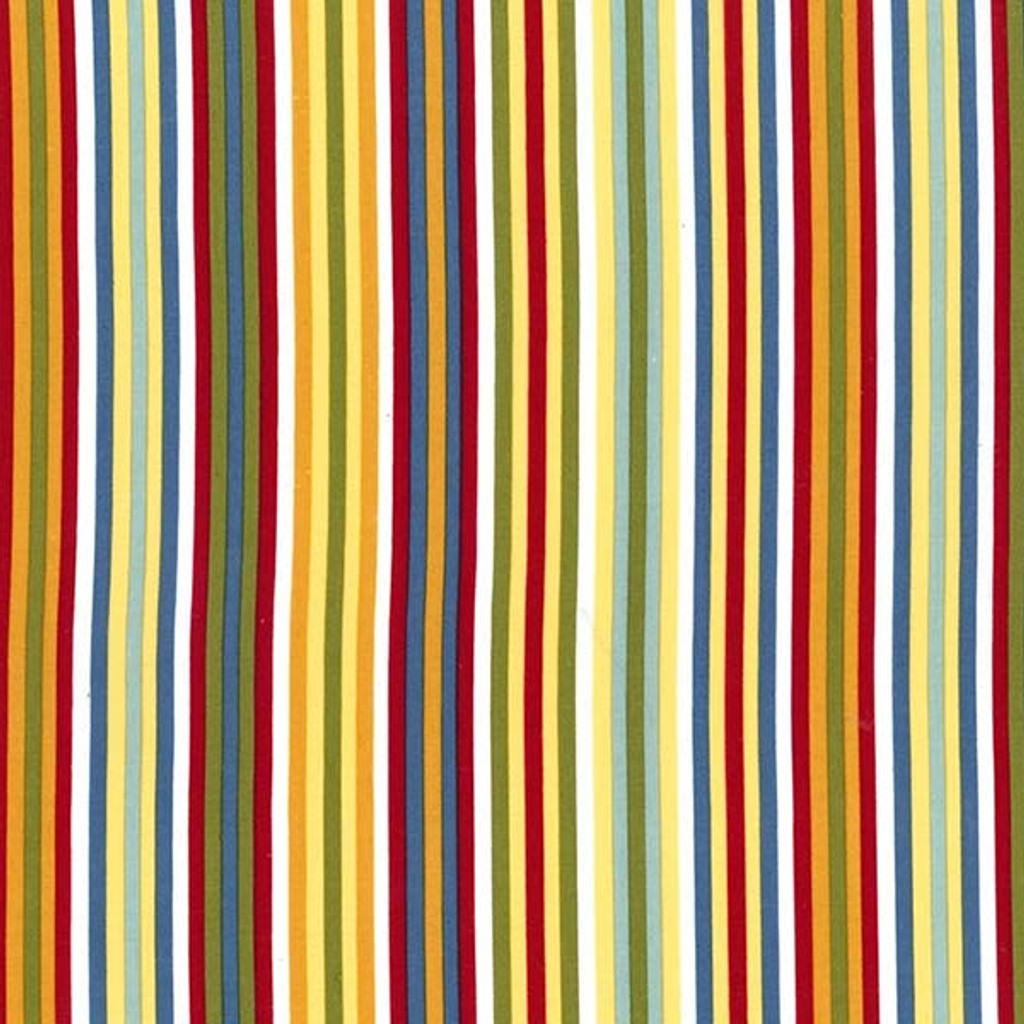 Cruise Multicolored Striped Straps Swatch