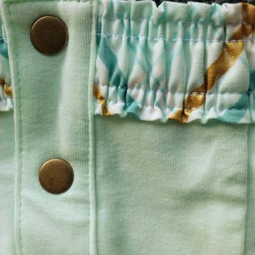 Mint Green Underwear