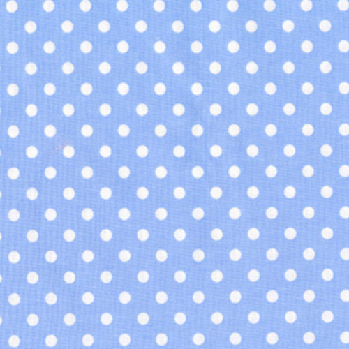 Light Blue Dot Adjustable Strap Swatch