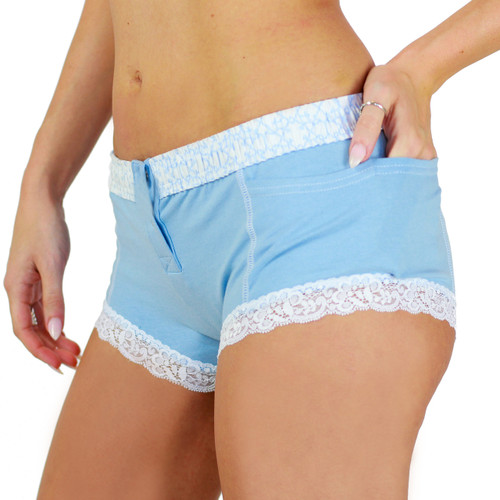 Bridal Something Blue Panties