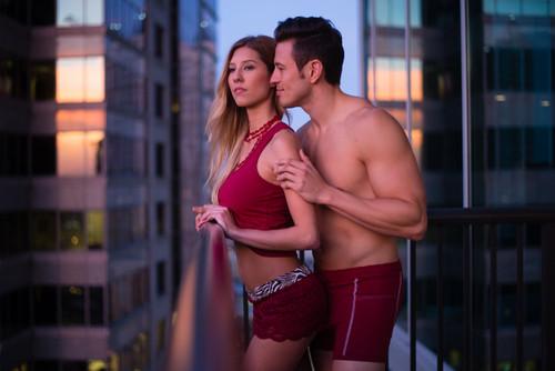 Matching Couples Boxer Brief Underwear