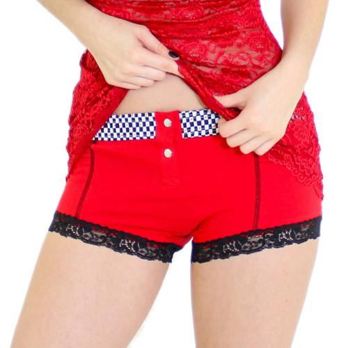 Red Underwear for women