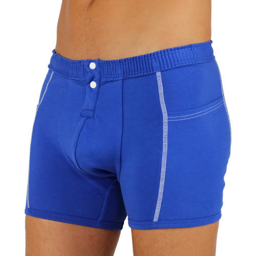 Men's Royal Blue Boxer Brief | FOXERS