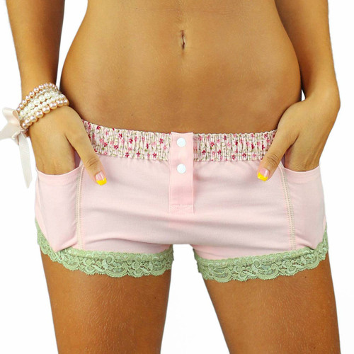 boxer shorts girl