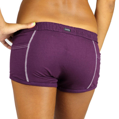 Plum Purple Tomboy Boxer Brief